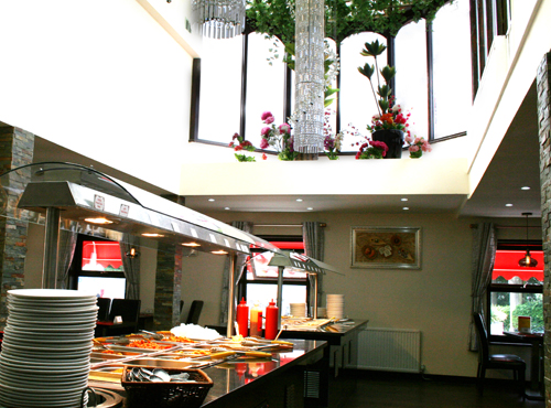 Place in to eat in Torquay - Oriental Touch, All you can eat Chinese